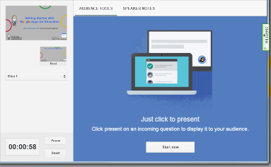 google slides making presenter view work for you the techy coach