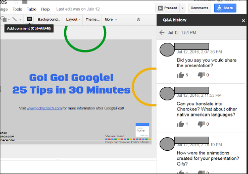 google slides – making presenter view work for you – the