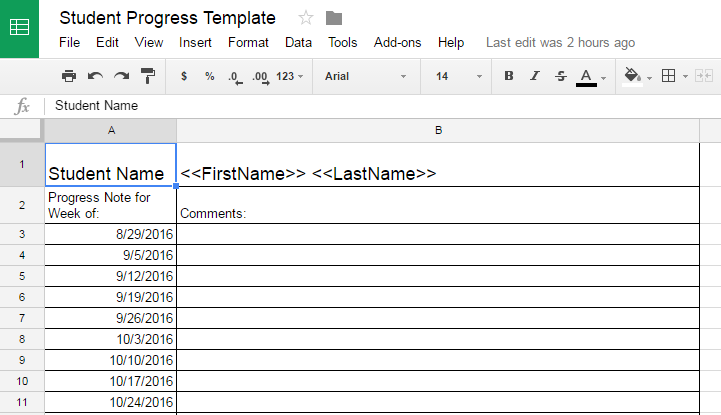 Google Apps Script – Create an Email Button in Google Sheets