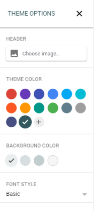customize theme pane 2